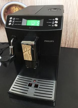 Кофемашина Saeco Philips minuto plus 2015 год