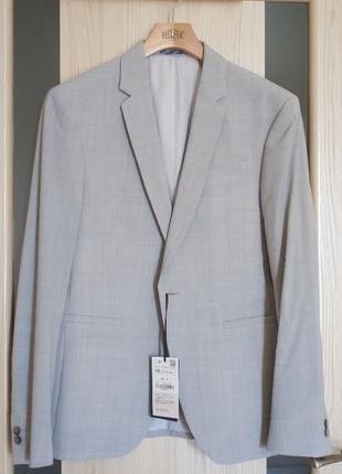 Мужской пиджак Zara 48