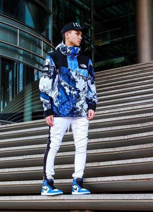 """Куртка supreme x tnf """"mountain jacket"""""""