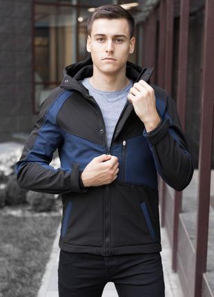 """Куртка pobedov soft shell jacket """"klon"""""""