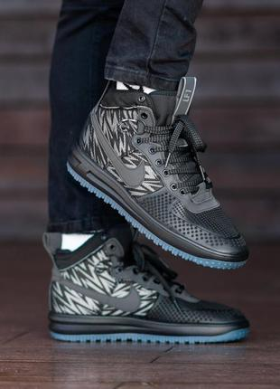 Кроссовки nike lunar force 1 duckboot lightning's