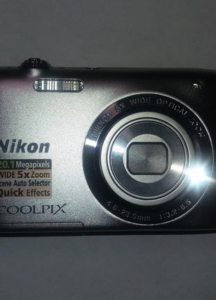 Фотоаппарат цифровой Nikon Coolpix S 2800