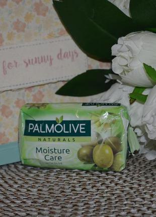 Фирменное мыло натурэль оливка palmolive naturel 90g оригинал