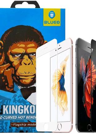 Защитное 3D стекло Blueo Hot Bending для iPhone 7/8/SE(2020)