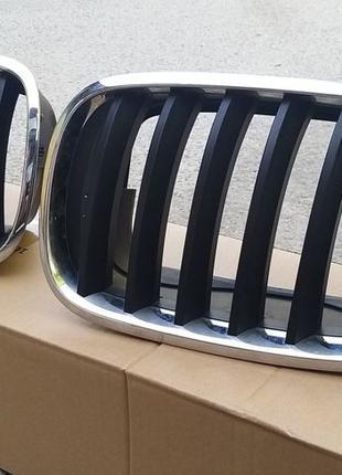Ноздри BMW X5 E70 2007-2012 Решотка радиатора BMW X5