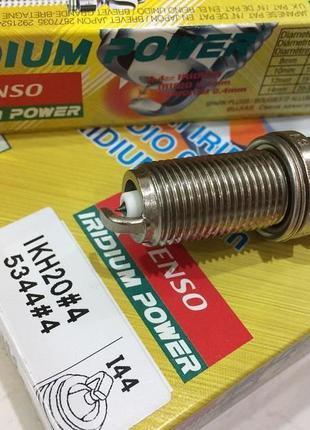 Свечи DENSO IK-20 IKH-20 ( Iridium Power)