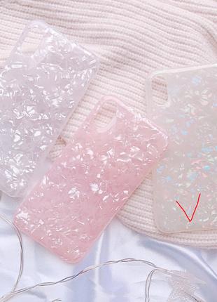 Опаловый,красивый чехол для телефона Samsung Galaxy S8 plus