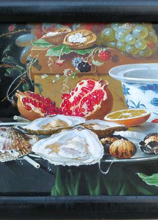 Копия известной голландской картины