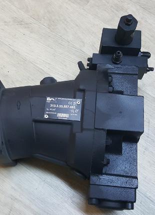 ГСТ-90 гидронасос НП-90, гидромотор МП-90
