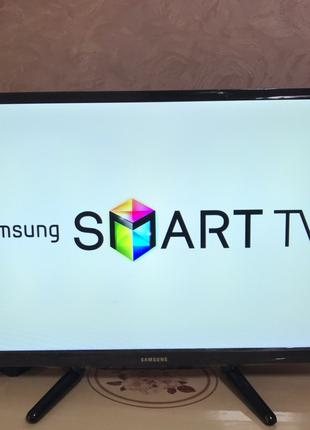 "Телевизор Samsung 32"" - Smart TV, Wi-Fi, T2, HDMI, US, FULL HD"