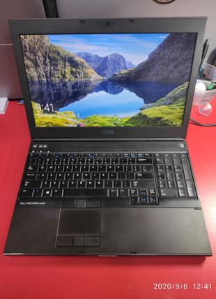 Графическая станция Dell M4800