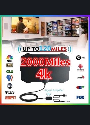 Антенна цифрового телевидения