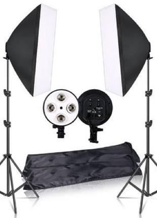 Аренда студийного видео и фото света (софтбоксы, постоянный свет)