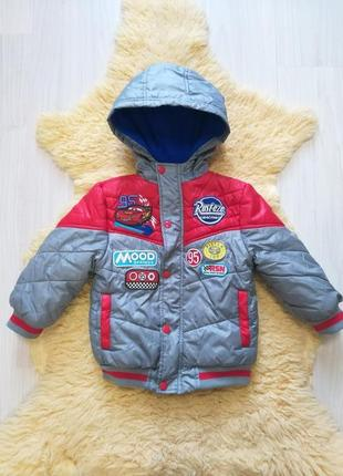 Классная куртка на 2-3 года