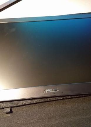 Портативный монитор ASUS MB168B, 15,6'' (1366x768), usb 3.0