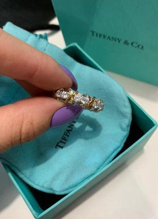Кольцо в стиле tiffany & co😍💖