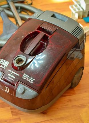 Пылесос моющий Thomas Pet & Friends в хорошем состоянии. Редка...