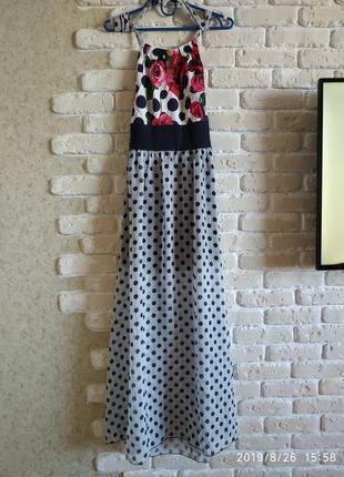 Сарафан бренда jadone fashion