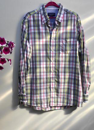 Сорочка чоловіча casa moda розмір наш 62-64( я-88)
