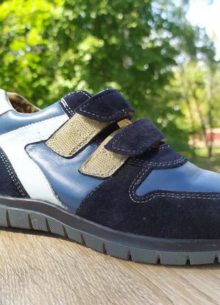 Ортопедичне взуття при повздовжній проскостопії 32 розмір