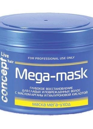 Мега-маска от Concept