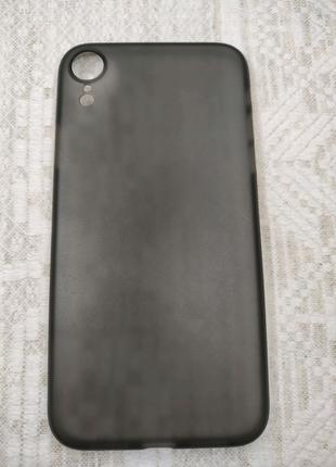Чехлы для iPhone XR