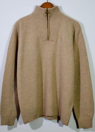 Свитер barbour wool jumperbarbour wool jumper wool jumper