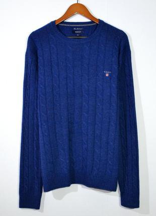 Свитер gant lambswool jumper