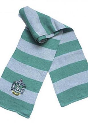 Косплей шарф факультета слизерин малфой гарри поттер