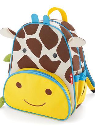"""Детский рюкзак Skip Hop Zoo """"Жираф"""". Оригинал"""
