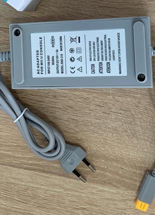 Зарядное устройство Nintendo Wii U/Зарядка блок питания Нинтендо
