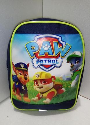 Новый рюкзак щенячий патруль