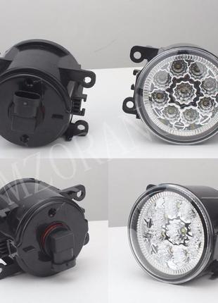 Противотуманные LED фары(комплект) ДХО