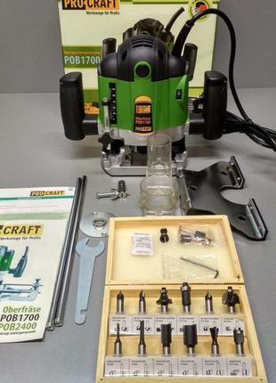 Фрезер электрическийProCraft POB-1700
