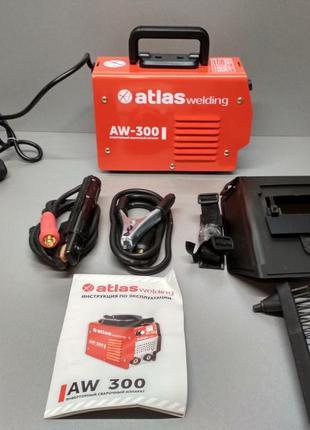 Сварочный инвертор Atlas AW-300