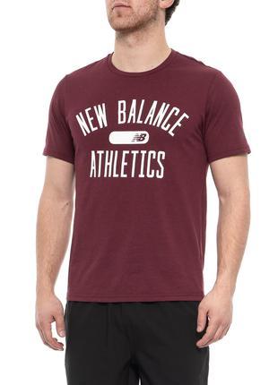 Футболка New Balance MT83066