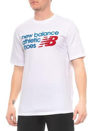Футболка New Balance MT83541