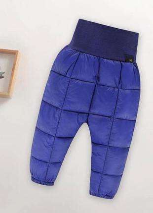 ✍🏻теплые зимние штаны с высокой талией