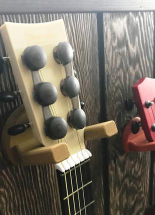 Настенное крепление для укулеле гитары