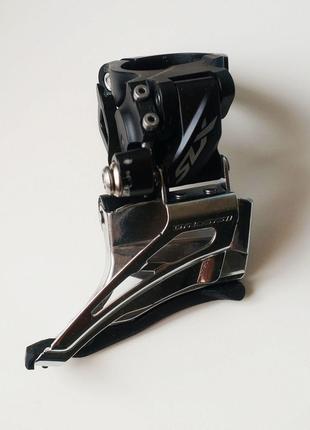 Передний переключатель Shimano SLX M7000 2- скорости