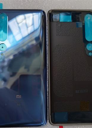 Оригинальная задняя крышка для Xiaomi Mi 10 Twilight Grey