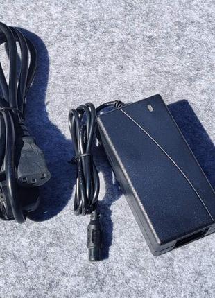 Зарядка для гироборда 42в 2а блок питания для батареи 36в