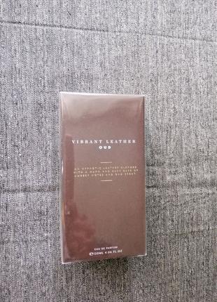 Парфюмерная вода мужская Zara Vibrant leather Oud
