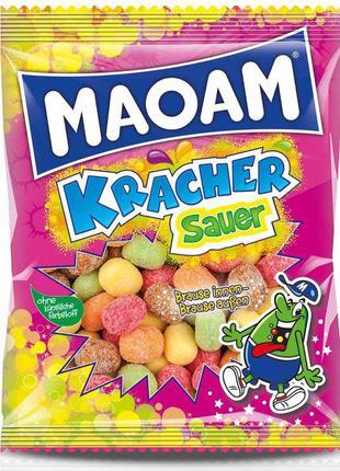 Жевательный мармелад MAOAM Kracher Sauer