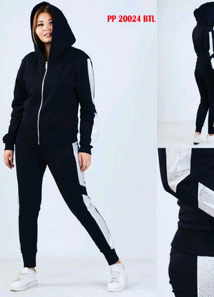 Женский люксовый костюм фирмы Sogo Коллекция 2020 года батал