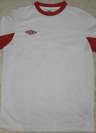 umbro футболка спортивная длинный рукав