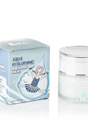 Гиалуроновый крем для лица elizavecca face care aqua