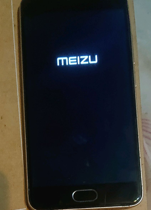 Meizu M5 gold 2/16