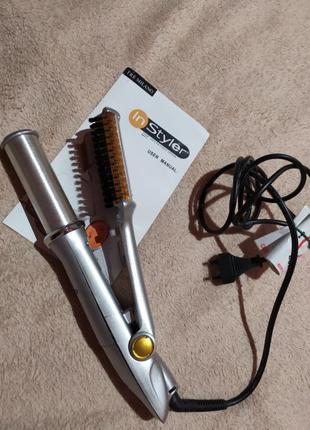 Утюжок для волос Инстайлер Instyler
