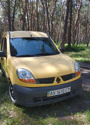 Renault Kangoo DCI60 2006
